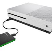 connect external hard drive to xbox one