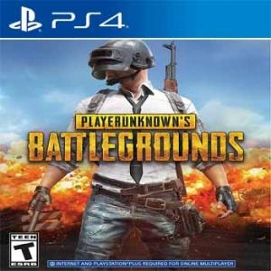 اکانت قانونی PUBG برای PS4