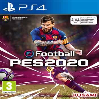 فروش اکانت قانونی eFootball PES 2020