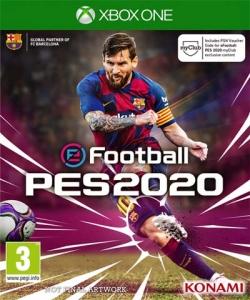 بازی eFootball Pro Evolution Soccer 2020