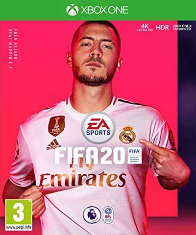 دانلود دیتا بازی FIFA 20 برای XBOX ONE