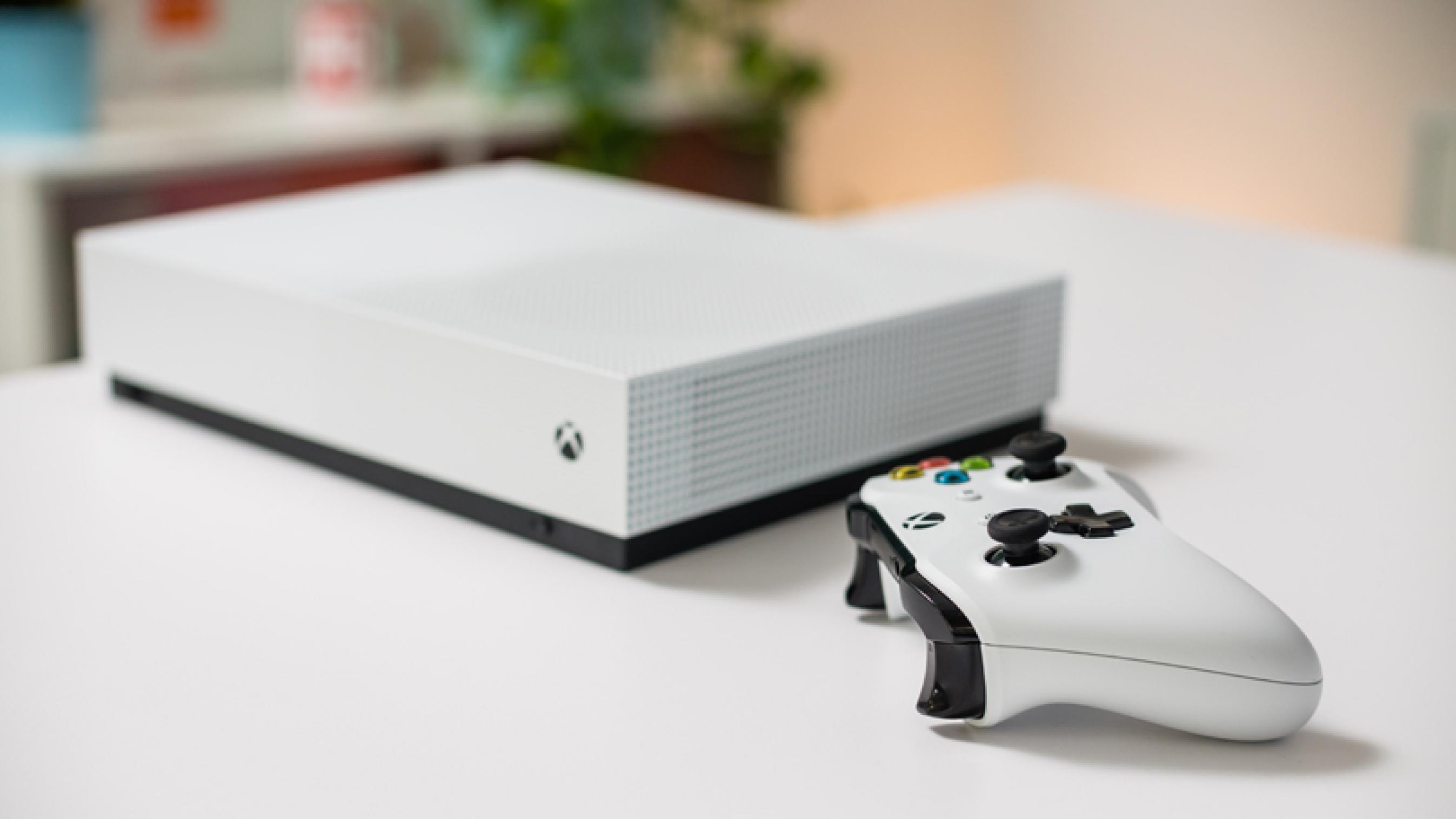 کنسول بازی Xbox One S ALL DIGITAL ظرفیت 1 ترابایت