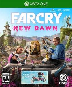 بازی FARCRY NEW DAWN