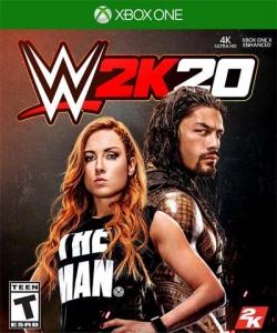 بازی WWE 2K20