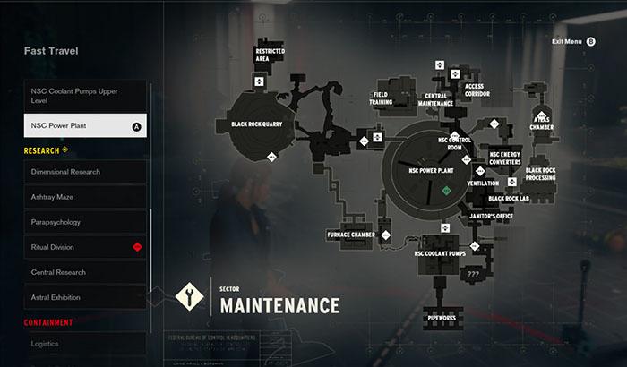 بررسی بازی Control