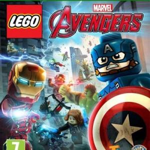 بازی LEGO AVENGERS