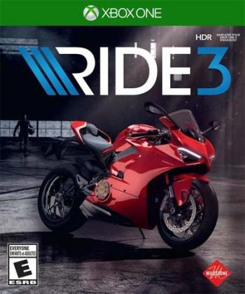 بازی RIDE 3