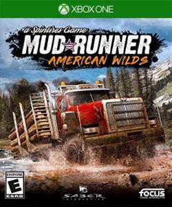 بازی MUDRUNNER برای XBOX ONE