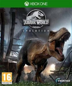 بازی JURRASSIC WORLD برای XBOX ONE
