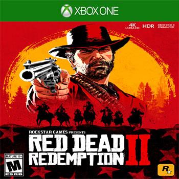 اکانت ظرفیت هوم بازی RED DEAD REDEMPTION 2 برای XBOX ONE
