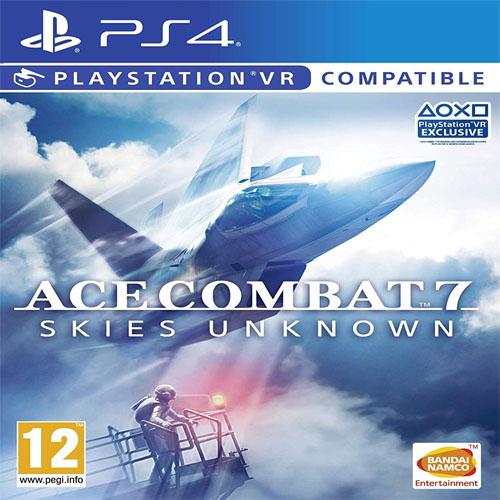 اکانت قانونی Ace Combat 7 برای PS4