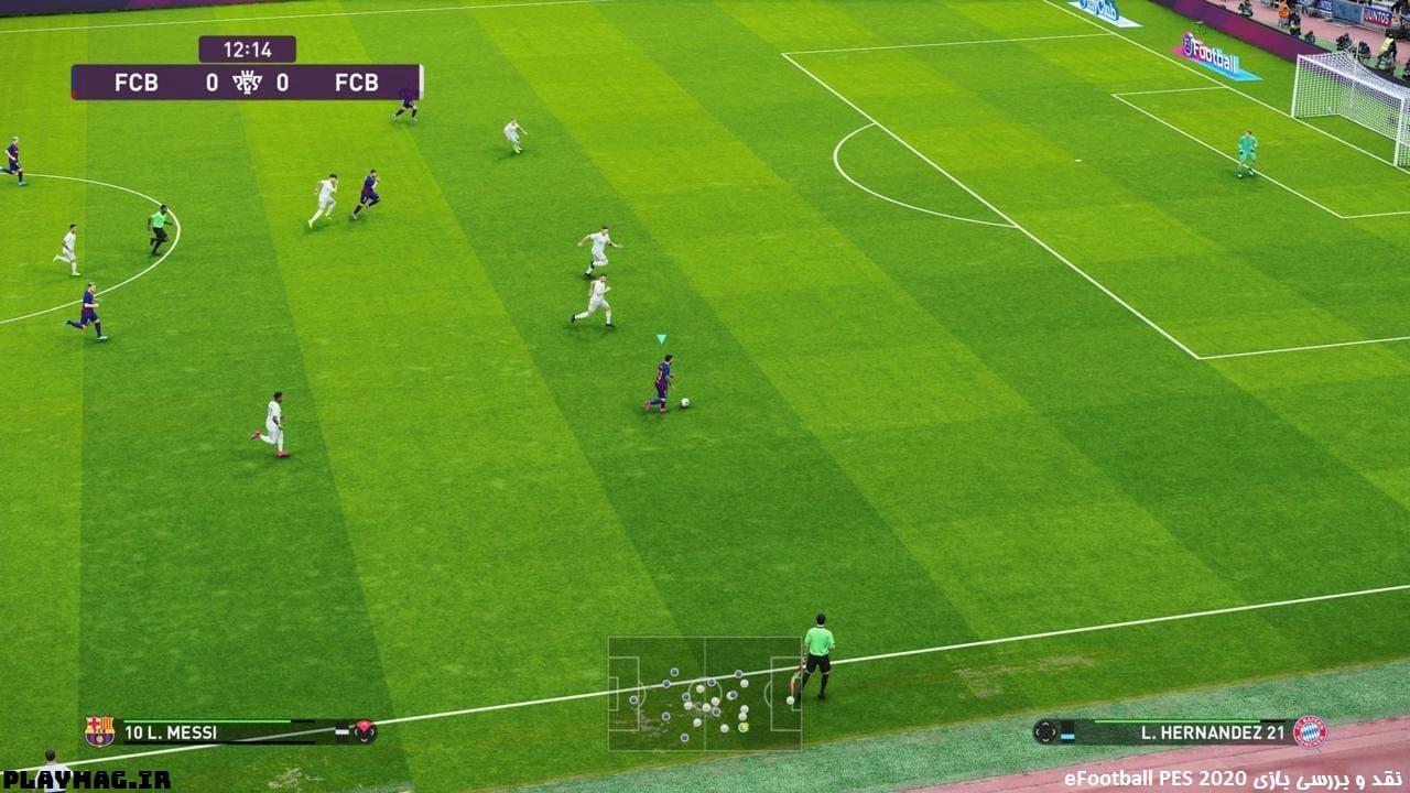 اکانت ظرفیت هوم بازی PES 2020 برای XBOX ONE