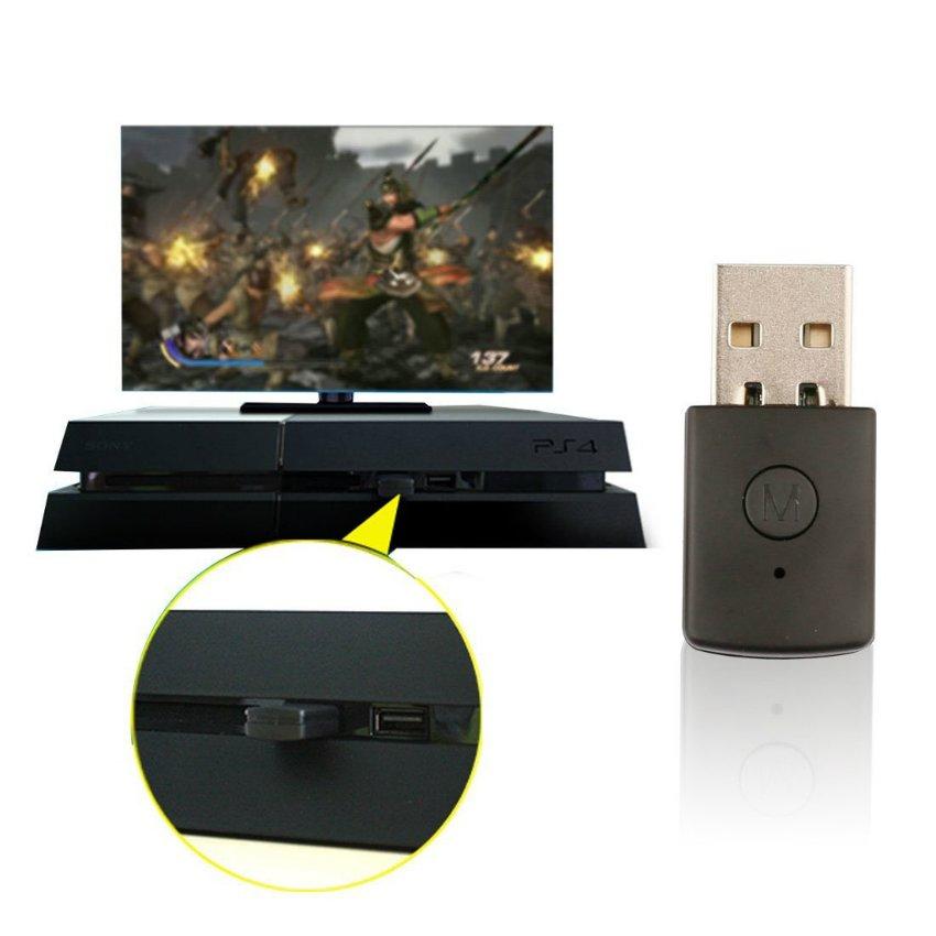 راهنمای اتصال هدست بلوتوث به PS4