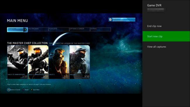 راهنمای فیلم و اسکرین شات از بازی ها در ایکس باکس وان (XBOX ONE)