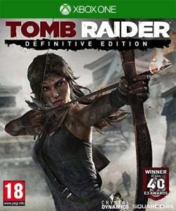 بازی TOMB RAIDER DEFINITIVE EDITION