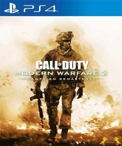 بازی CALL OF DUTY MODERN WARFARE 2 CAMPAIGN REMASTERED برای PS4
