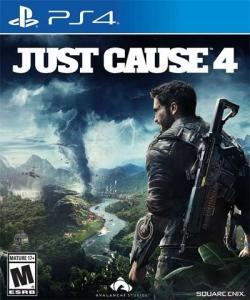 بازی JUST CAUSE 4 برای PS4