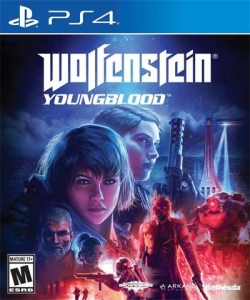 بازی WOLFENSTEIN YOUNGBLOOD برای PS4