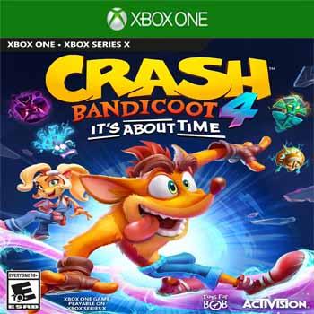 بازی Crash Bandicoot™ 4